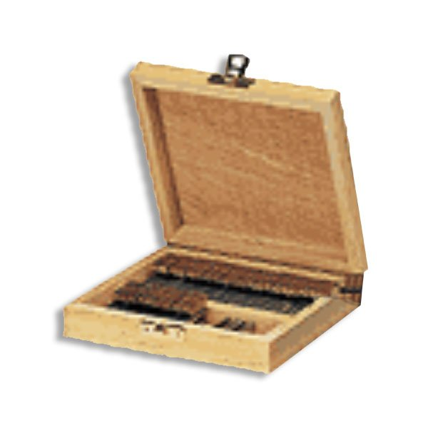 cassetta legno timbri perforatori