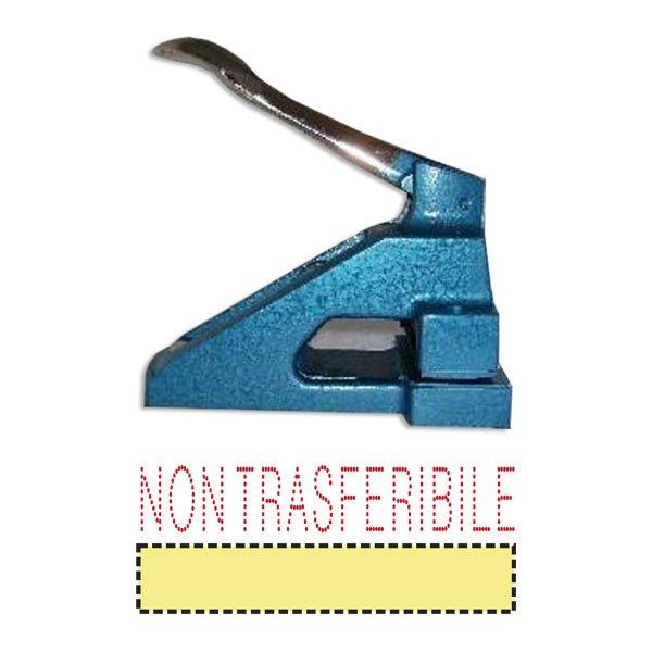 Perforatore Non traferibile 5835