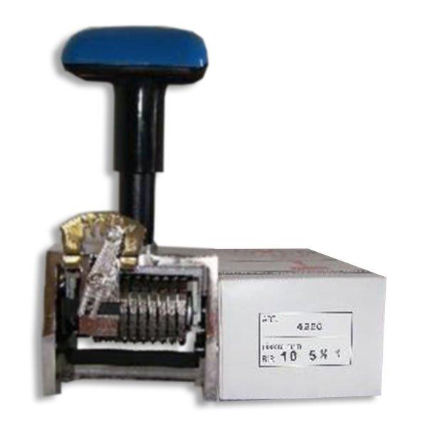 timbro numeratore automatico 6 cifre progressivo
