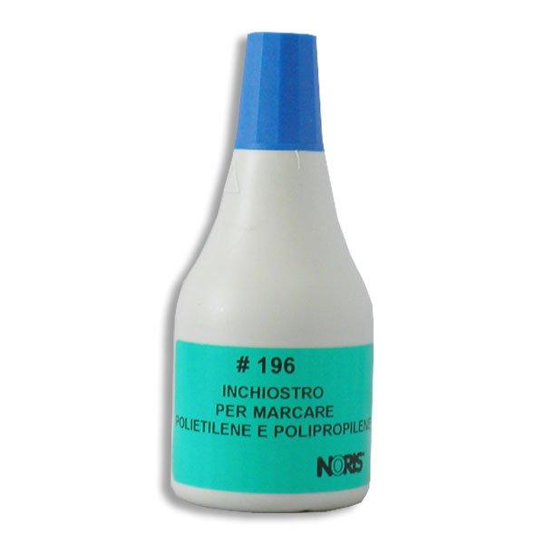 inchiostro timbri rapida essicazione blu